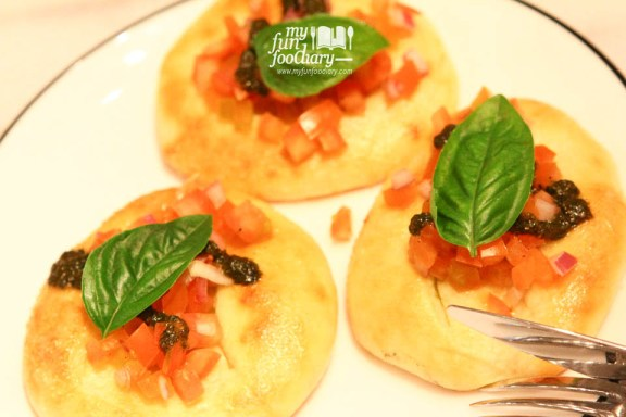 "Bruschetta Originale ""Pizza Express"""