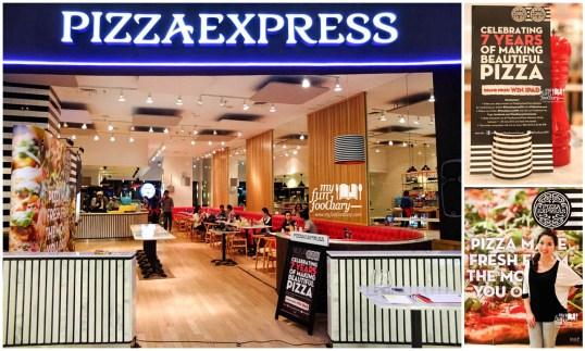 Suasana Pizza Express Lippo Mall Kemang 01