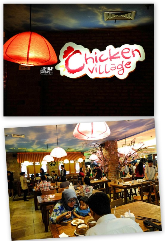Suasana Chicken Village MKG