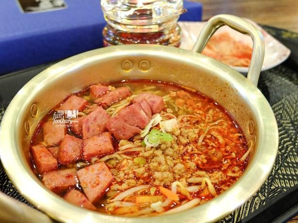 Beef Ham Ramyun