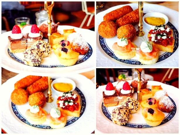 High Tea Set : Sweet and Savory