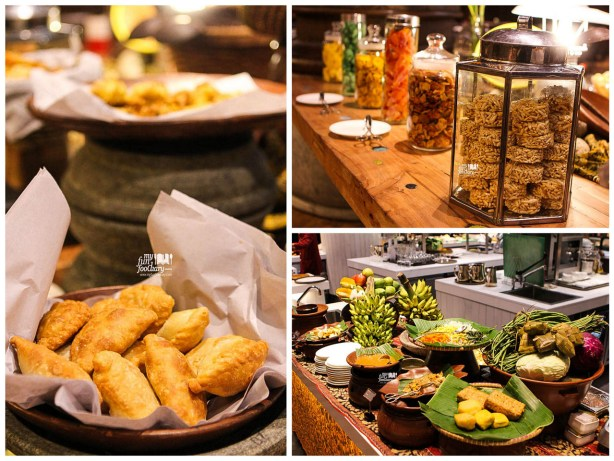 Indonesian Traditional Fried Station at RASA
