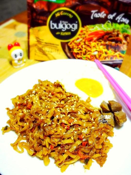 Indomie Taste of Asia Rasa Bulgogi