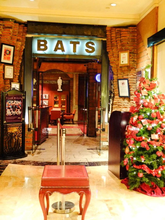 Entry to B.A.T.S Shangri-La
