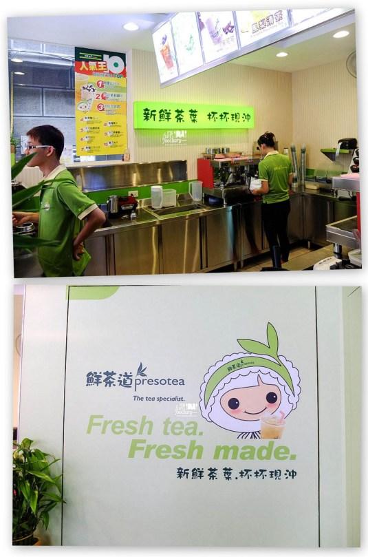 Fresh Tea Presotea