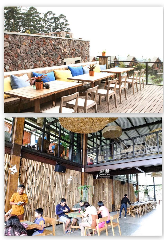 Cozy Sofa at Burangrang Resto