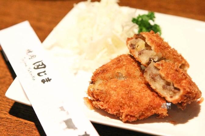 Tajima's Croquette