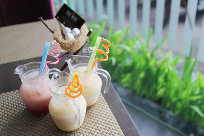 Fruity Yakult Drink