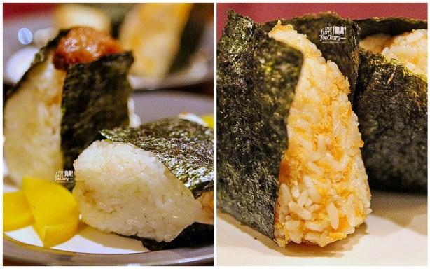 Chicken Teriyaki dan Salmon Onigiri Yellowfin Senopati by Myfunfoodiary