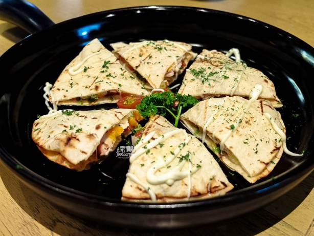 Mexican Chicken Quesadilla