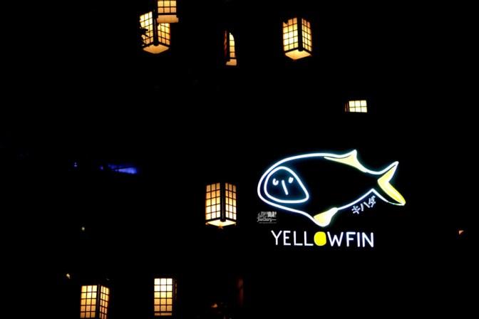 Tampak Luar Resto Yellowfin Senopati - by Myfunfoodiary