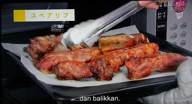 Balikkan Iga Panggang Basic of The Dishes WakuWakuJapan part 03