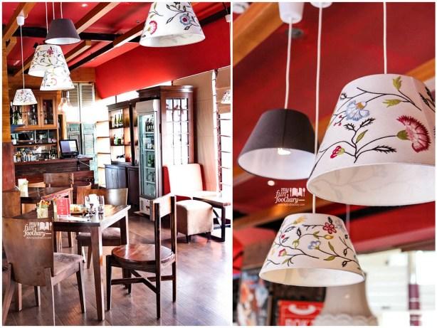 Beautiful Indoor Area Boka Buka Resto Street Gallery PIM by Myfunfoodiary