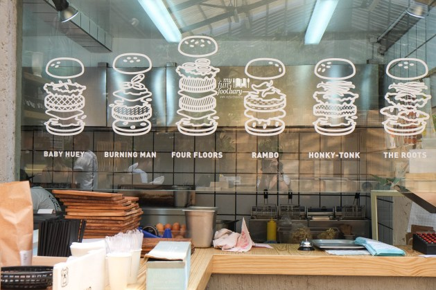 Burgers Guideline of What to Order at Three Buns Jakarta by Myfunfoodiary