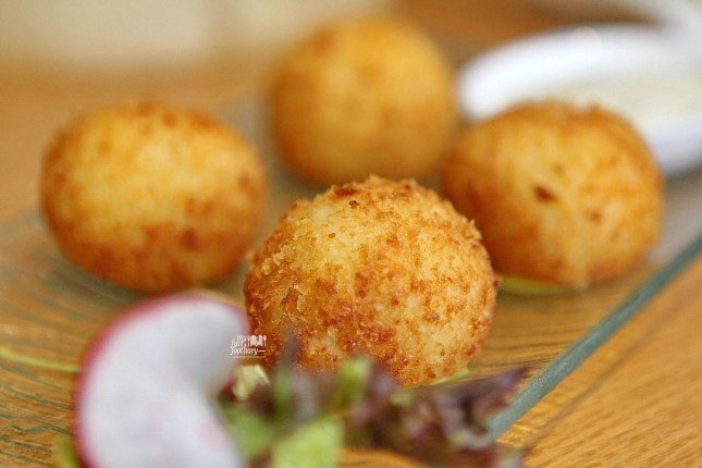 Cream Crab Croquette at MAD Jakarta by Myfunfoodiary