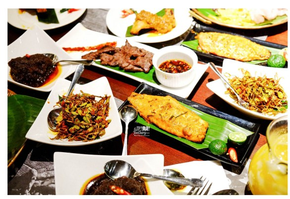 Enjoying Padang Marco Padang Grill Lotte Shopping Avenue by Myfunfoodiary