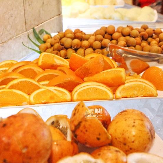 Fresh Fruits at Bogor Cafe Hotel Borobudur by Myfunfoodiary