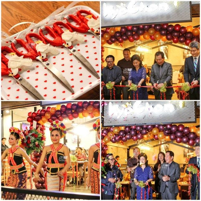 Grand Opening Ceremony Kyochon Gandaria City by Myfunfoodiary