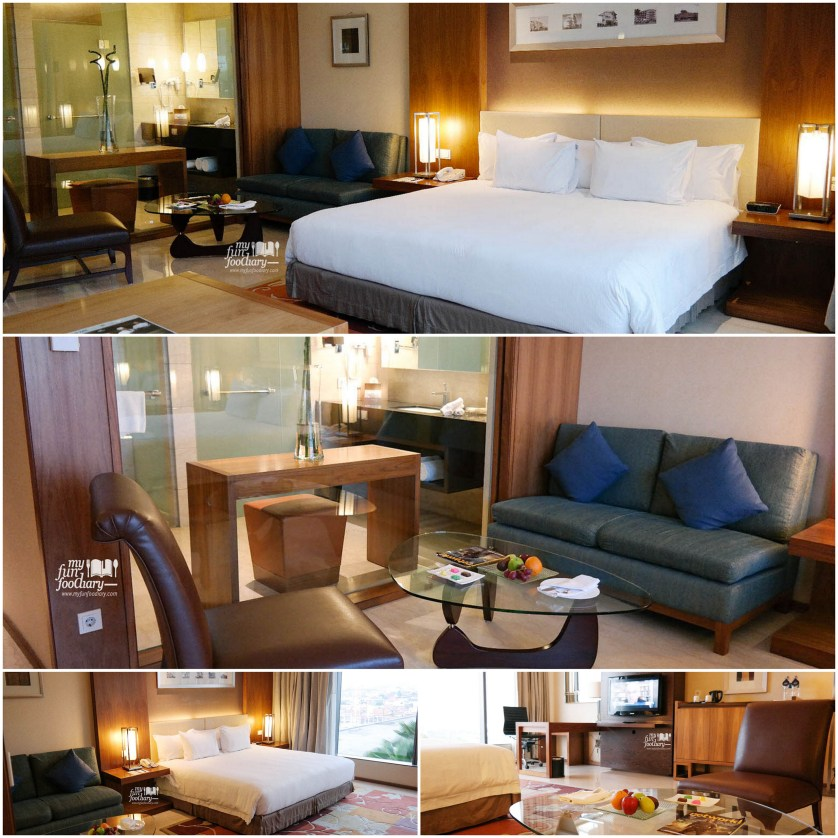 King Hilton Deluxe at Hilton Bandung by Myfunfoodiary