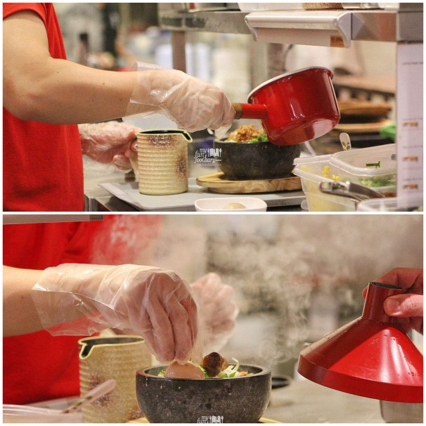 Making The Ramen Process at Kazan Ramen by Myfunfoodiary