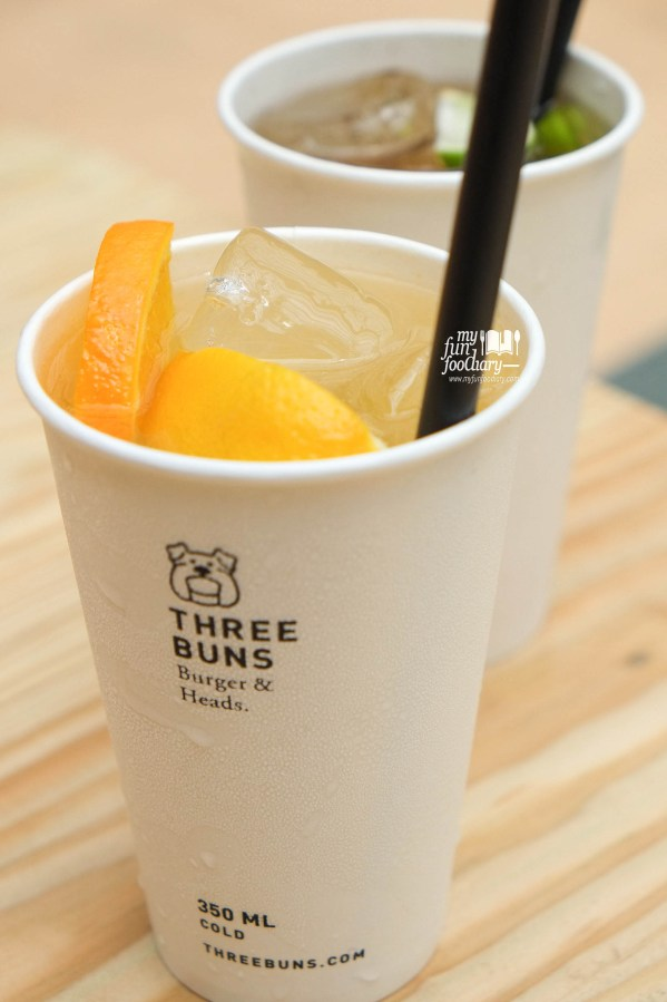 Our Drinks Bare Roots Cola and Sherbie Hancock at Three Buns Jakarta by Myfunfoodiary