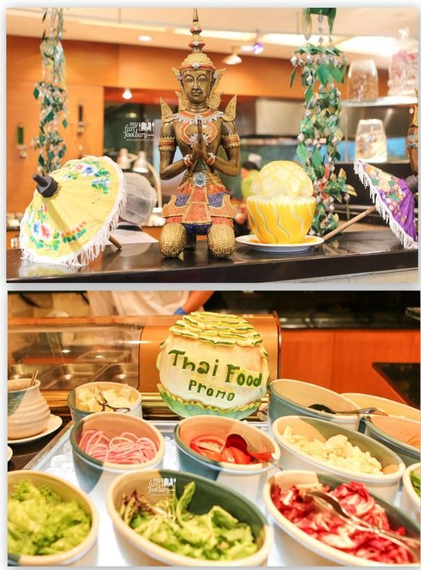 Thai Food Festival at Bogor Cafe Hotel Borobudur by Myfunfoodiary