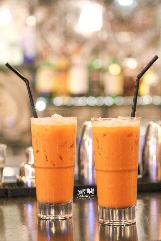 Thai Ice Tea at Howdy Hello Hola Hey Ho Grand Indonesia by Myfunfoodiary