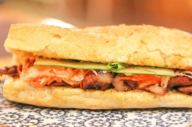 Vietnamese Sandwich Bahn Mi Pork Version at Howdy Hello Hola Hey Ho Grand Indonesia by Myfunfoodiary