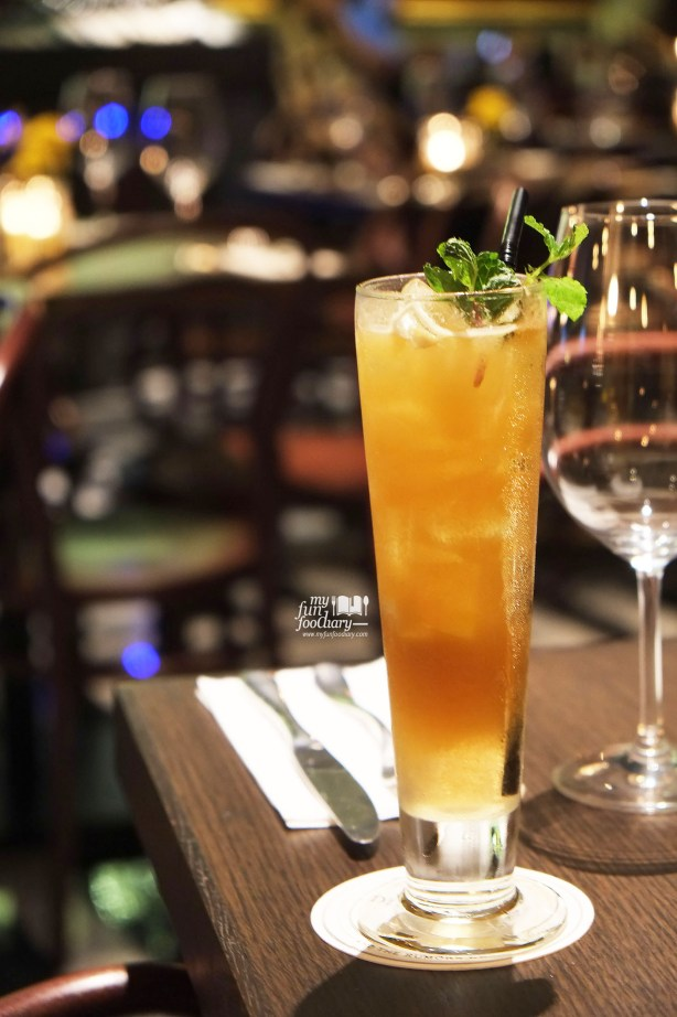 Apple Mojito at Immigrant Dining Room by Myfunfoodiary