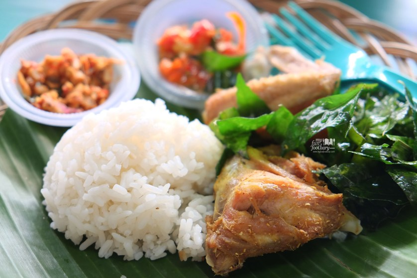 Ayam Tangkap Atjeh Reyeuk Festival Jajanan Bango di Parkir Timur Senayan by Myfunfoodiary