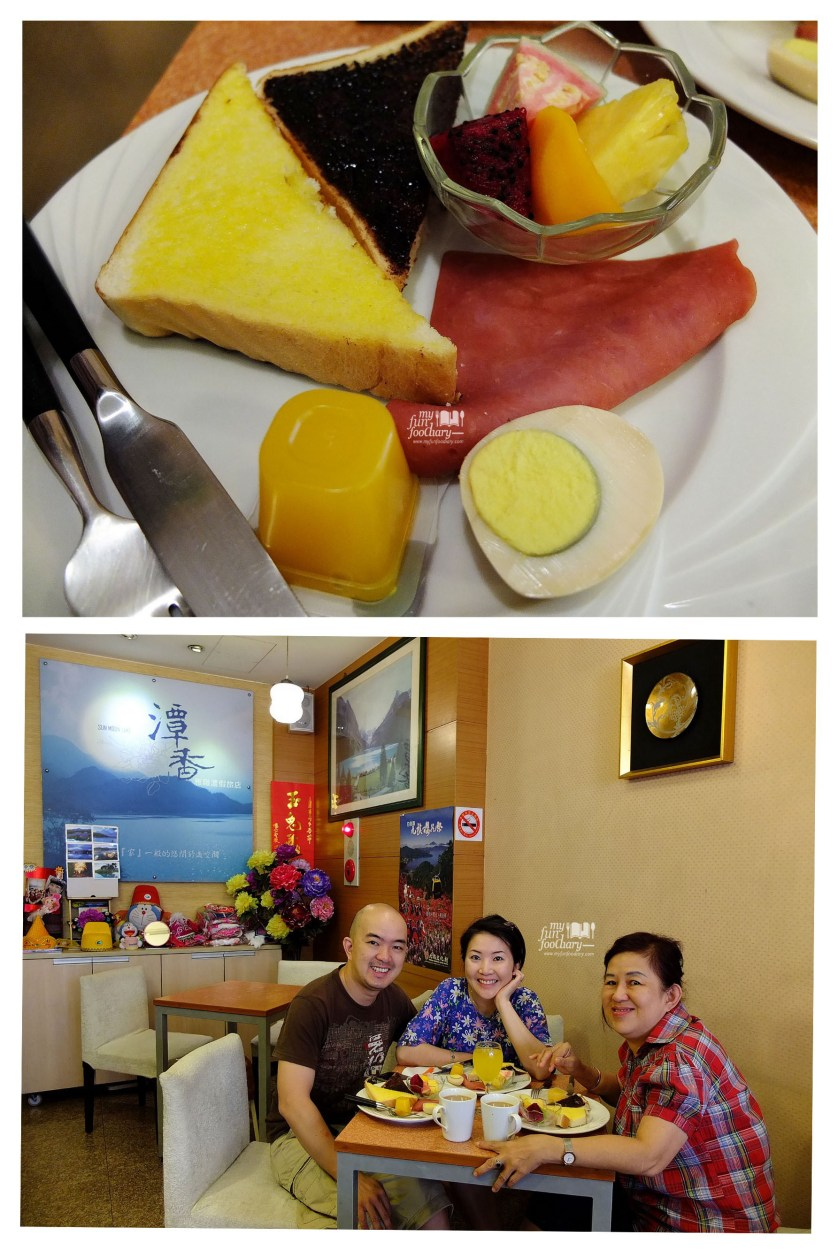 Breakfast at Tan Xiang Resort Sun Moon Lake - by Myfunfoodiary