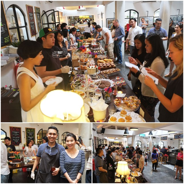 Crowd event French Pastry Galore at Hyde Kemang by Myfunfoodiary