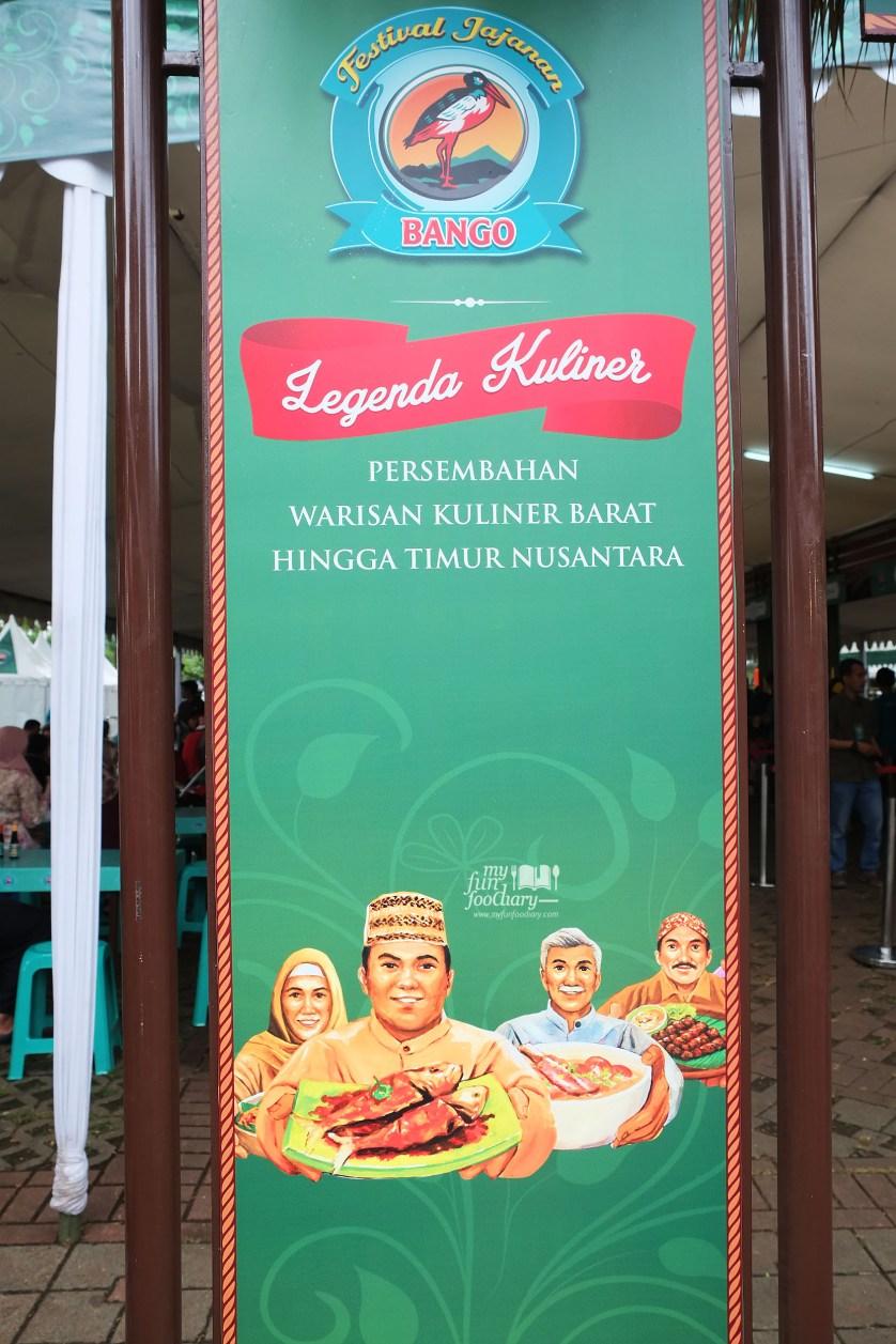 Legenda Kuliner Nusantara Festival Jajanan Bango di Parkir Timur Senayan by Myfunfoodiary