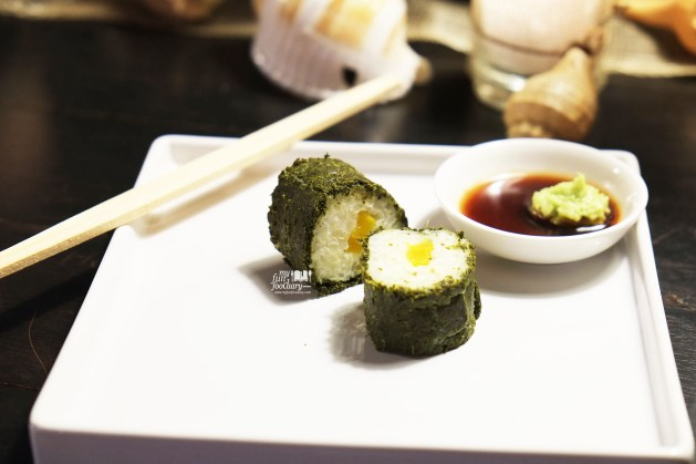 Maki at Real Food Concept Chapter 01 Ocean by Myfunfoodiary