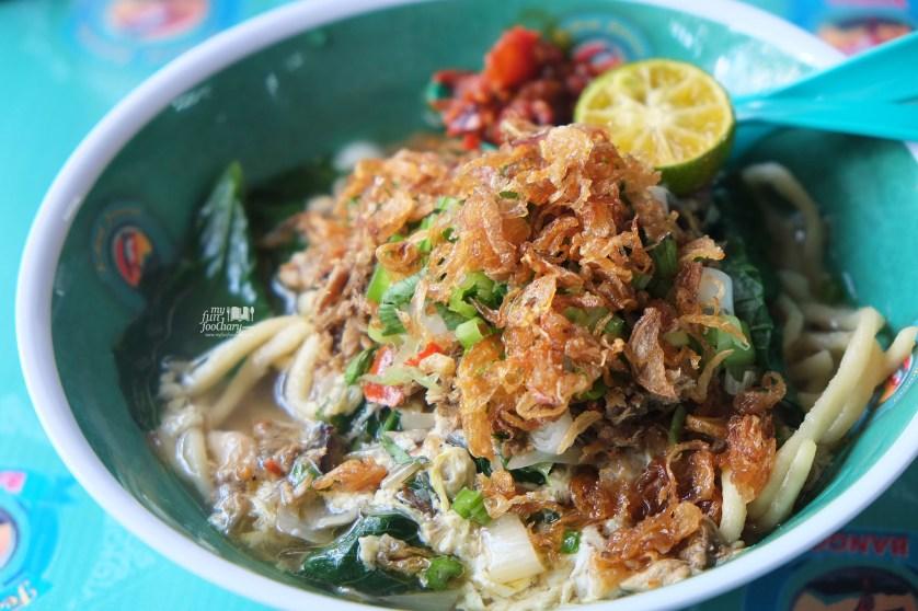 Mie Cakalang Taman Palem Festival Jajanan Bango di Parkir Timur Senayan - by Myfunfoodiary