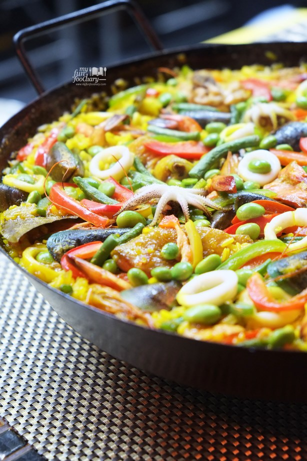 Paella de Mixta at Tapas Movida by Myfunfoodiary 02