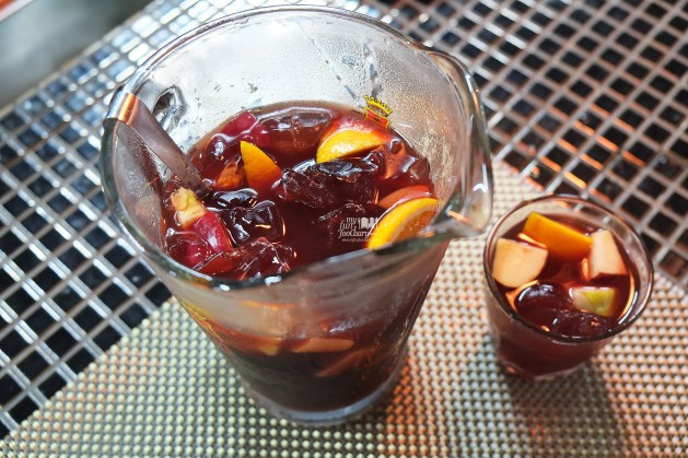 Traditional Sangria at Tapas Movida Citos by Myfunfoodiary