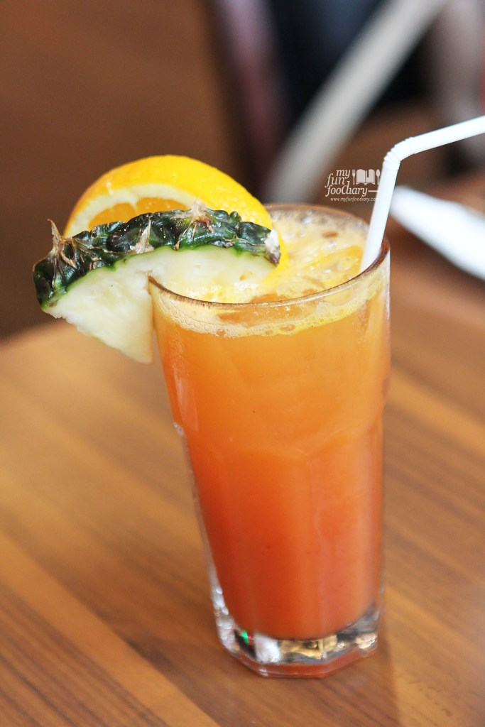 Mango Berry Cooler At Hard Rock Cafe 43rd Birthday Pacific