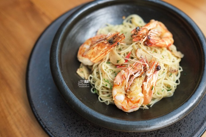 Angel Hair at Locanda Food Voyager by Myfunfoodiary