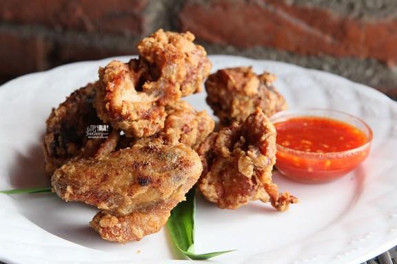 Ayam Goreng Pala Adas at Pala Adas Indonesian Bistro PIK by Myfunfoodiary