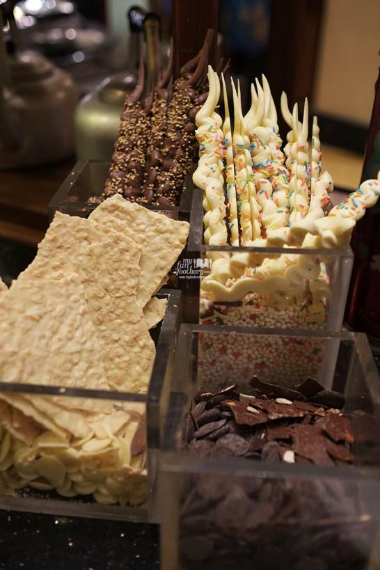 Chocolate Station at Sailendra Restaurant JW Marriott Jakarta by Myfunfoodiary