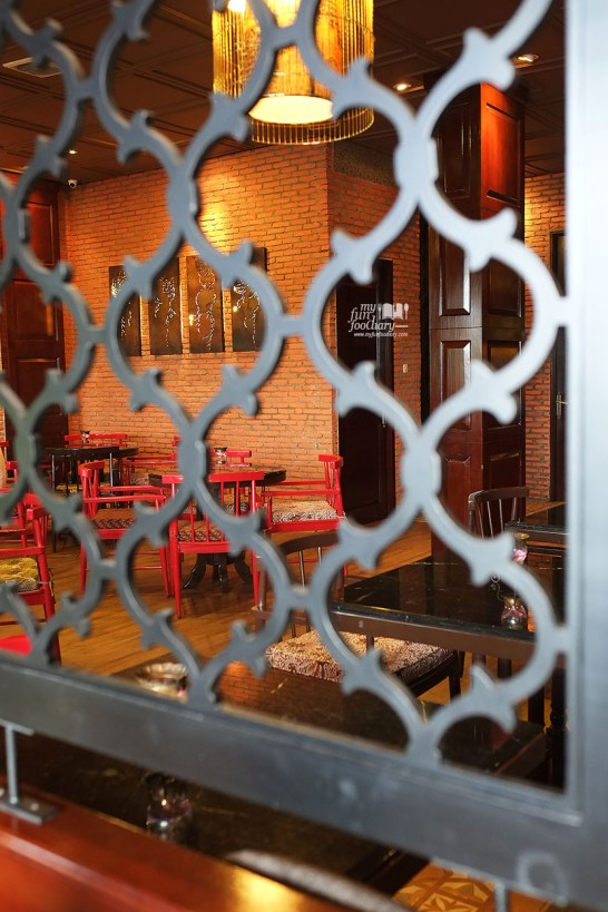 First Floor Ambience at Pala Adas Indonesian Bistro PIK by Myfunfoodiary
