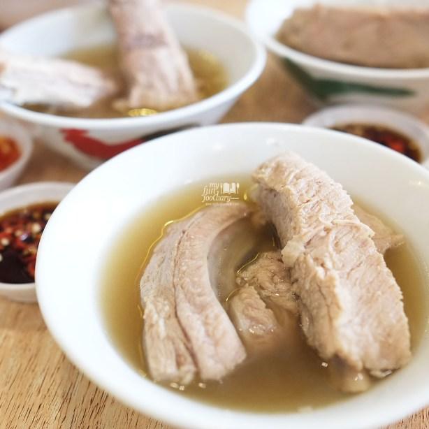 Pork Ribs Soup at Song Fa Bak Kut Teh Jakarta by Myfunfoodiary 02