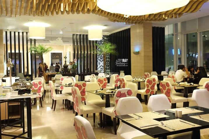 Suasana Olam Restaurant at JS Luwansa Hotel by Myfunfoodiary