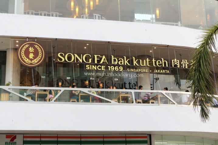 Tampak Depan Song Fa Bak Kut Teh Jakarta by Myfunfoodiary