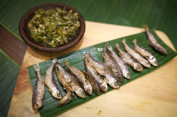 Ikan Bilih Lado Ijo at Saraso Padang Peranakan by Myfunfoodiary