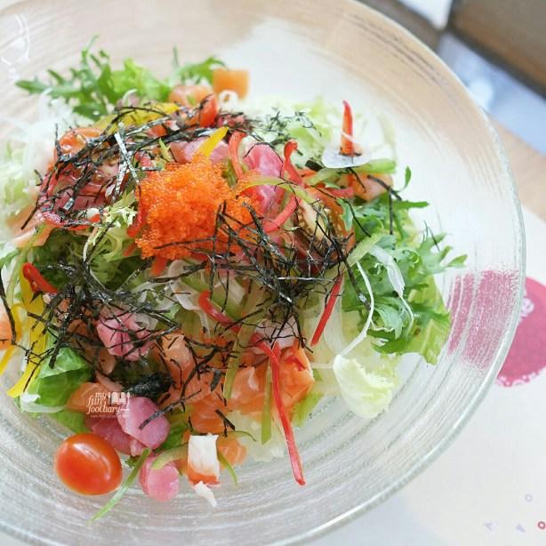 Kaisen Salad at SAKE+ Senopati by Myfunfoodiary 01