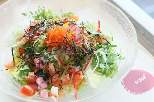 Kaisen Salad at SAKE+ Senopati by Myfunfoodiary 04