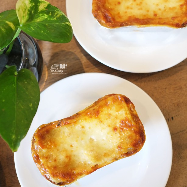 Lasagna at The Baked Goods - by Myfunfoodiary
