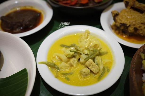 Sayur Lodeh at Saraso Padang Peranakan by Myfunfoodiary